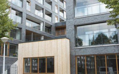 Winkelcentrum & appartementen Århus Eindhoven
